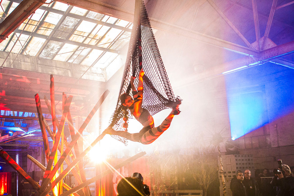 Mad Max, Themed Event, Thematic, Corporate Event, Events, Chicago, Employee Appreciation, Theme, Technical Production, AV, Lighting, Entertainment